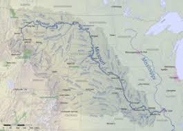 Missouri River Depth Chart Missouri River Wikipedia