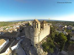 Castillo Medieval De Calafell  Enoturisme PenedèsCodigo Postal Bonavista Tarragona