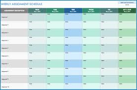 Monthly Schedule Excel Template Free Editable Monthly Schedule Template Excel Templateral