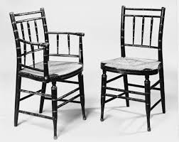 figure 23 figure 23 spindle back fancy armchair and side chair