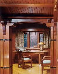 craftsmen office interiors. Here\u0027s A Quaint Office Space For Writing That Novel Or Designing Your Next Arts \u0026 Crafts · Craftsman InteriorCraftsman Craftsmen Interiors
