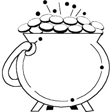 Small Picture Leprechaun And Rainbow Coloring Pages GetColoringPagescom