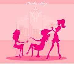 Are you planning to renew your beauty salon? Salon Chair Free Vector Eps Cdr Ai Svg Vector Illustration Graphic Art