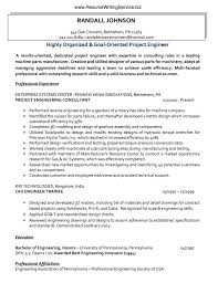 Use A Project Engineer Resume Sample Here Enchanting Project Engineer Resume
