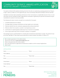 Bc Hydro Organization Chart Community Service Award Application Template Pdf Format