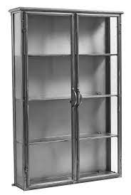 iron wall cabinet industrial wall