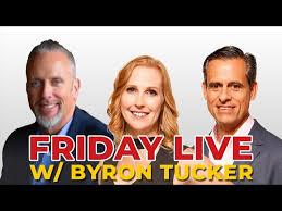 Friday Live! With Guest Byron Tucker - YouTube