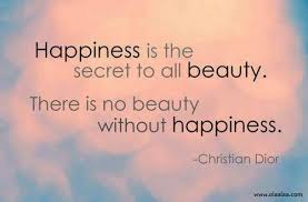 Happy Beauty Quotes Best of Greathappinessquotesthoughtshappychristiandiorbeautysecret