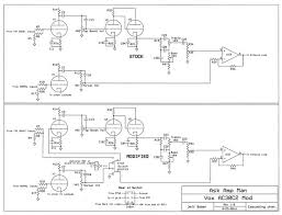 ask amp man fattening up a vox ac30c2x premier guitar this before and after schematic illustrates the wiring changes needed to beef up a vox ac30c2x including the addition of a footswitch controllable dpdt