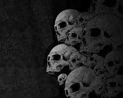 40+ koleski terbaik background foto studio abstrak hd. Hd Wallpaper Skulls Black 1280x1024 Art Black Hd Art Wallpaper Flare