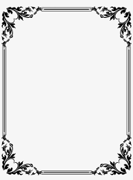Page Border Design Png Page Borders Designs Cliparts Co Latest Border Clipart
