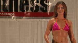Jennifer Kirkpatrick shines on stage 2016 Tri-Fitness World ...