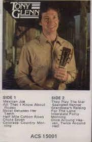 Tony Glenn – Grandpaw's Raising (1983, Cassette) - Discogs