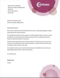 Como Hacer Una Carta Personal Carta De Recomendacion
