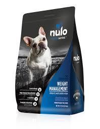 Merrick grain free healthy weight recipe 7. Nulo Medalseries Trim Dog Food Chicken Sweet Potato