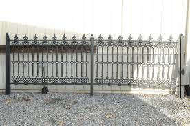 wrought iron fence victorian. Peterhead Best Iron Fence Panels With Fleur De Lis Victorian Style Finials 78 Wrought