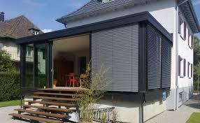 Aluminium Und Flachdach Wintergärten Neu Von Finstral