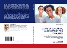 essays on education globalization and inequality  9783838311968