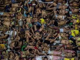 Harrowing Photos From Inside Filipino Jail Show Reality Of Rodrigo