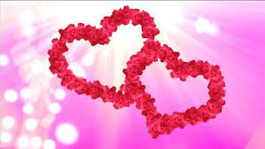 wedding video two hearts from animated roses two animated roses hearts for wedding video background animated light shining background and hearts for love