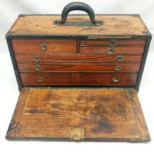 old wooden tool boxes vintage wooden tool box wooden tool chest plans free pdf
