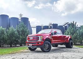 2018 ford powerstroke f350.  2018 ford f350 dually black widow  ruby red in 2018 ford powerstroke f350