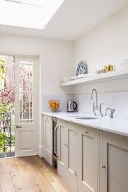 Kitchen Designs Galley Style Beauteous Plain English Galley Kitchen Kitchen Design Ideas Houseandgarden