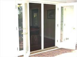 patio french doors with screens. Plain With Patio Door Screen Phantom Doors Glamorous Retractable  French With Patio French Doors Screens T