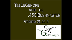 450 Bushmaster Todays Choice Hunting Cartridge Part 1 Video