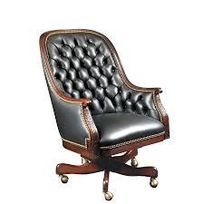 traditional leather office chairs. Tufted Leather Office Chair Traditional Executive Mainstays High Back Black Chairs