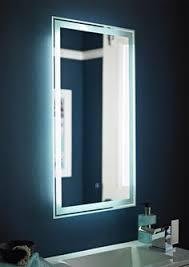 premier glow touch sensor backlit mirror at victorian plumbing uk