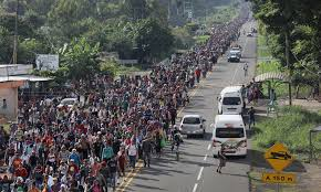 Image result for migrants at us border