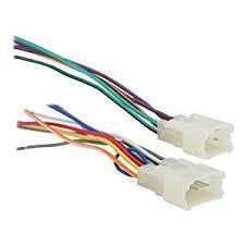 amazon com metra 70 1761 radio wiring harness for toyota 87 up metra 70 1761 radio wiring harness for toyota 87 up power 4 speaker