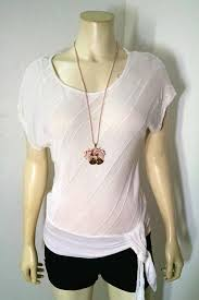 Iz Byer California Dress Size Chart Iz Byer California White X Small Lace Back P1637 Blouse Size 0 Xs