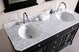 Double Bathroom Sinks Decorating Your Own Double Bathroom Sink To The Dresser Bathroom