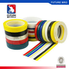 Chart Tape Self Adhesive Whiteboard Gridding Marking Tape For Area Divide