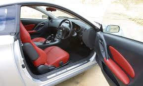 Toyota Celica Coupé (1999 - 2006) Features, Equipment and ...