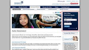 Costco Car Insurance Quote Free Costco Auto Insurance Quote 11