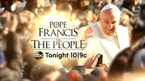 Pope Francis And The People - The Historic Special Friday At 10/9 On ...