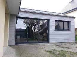extension ossature bois de 25 m2
