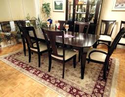 dining room rug ideas best rug under dining table ideas on living room with area rug