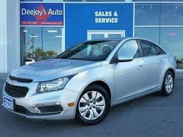 2016 Chevrolet Cruze In Brantford On Deejay S Auto Sales And Services 1g1pe5sb6g7201567
