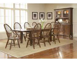 Broyhill Attic Heirloom Dining Table Leg Dining Table With Leaves By Broyhill Furniture Wolf And
