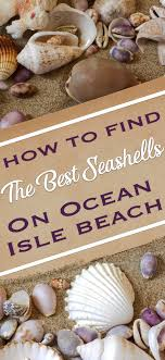 how to score the best seas on ocean isle beach pin