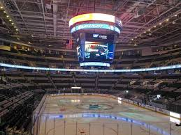 Sap Center Section 109 Home Of San Jose Sharks San Jose