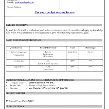 Resume Templates For Microsoft Word Horsh Beirut Download At ...