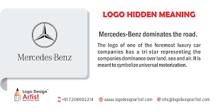 How popular is the baby name mercedes? Logo Design Artist On Twitter Logo Hidden Meaning Mercedes Benz Dominates The Road Logoinspiration Logodesign Logohiddenmeaning Mercedesbenz Https T Co Xy5yjuq6mm