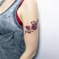 цветочные татуировки от художников со всего мира которые разбудят