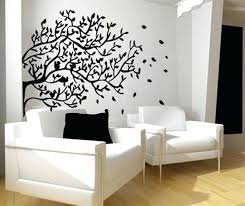 living room wall art living room home wall art ideas decal vinyl white sticker handmade premium material contemporary interior design furniture couch