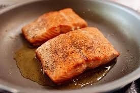 cooked salmon color. Exellent Salmon DSC_4584 Inside Cooked Salmon Color H
